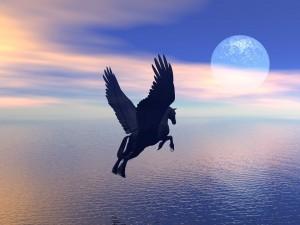 סוס עם כנפיים