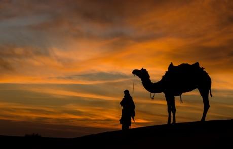 כיצד נתגלתה עיר מגוריו של אברהם אבינו? 