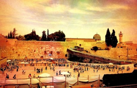 """הרב טל: המשמעות הנרחבת של """"יום ירושלים"""""""