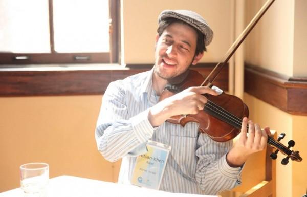 ניצן חן רזאל, כנר ויוצר מוזיקה יהודית