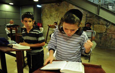 בירור ואיזון בחינוך הילדים לקדושה