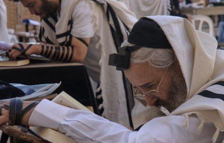 עם ישראל מחכה למנהיגים צדיקים